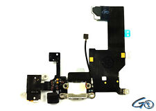 IPhone 5 Charging Port Dock Connector Flex Ribbon Cable Replacement White A1428