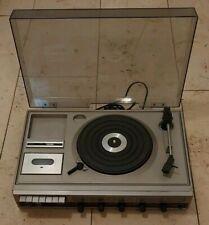 Alte Musikanlage von Santana/Plattenspieler,Radio, Kassette