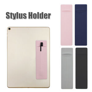 For Samsung Galaxy Tab S Pen  Adhesive Pouch Protective Tablet Pencil Holder#