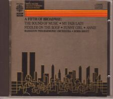 FIFTH OF BROADWAY 1985 CBC Japan/Canada Hamilton Philharmonic Brott smooth case
