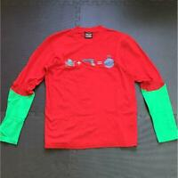 """Walter Van Beirendonck Long Sleeve T-Shirt S:size Good Condition Super Rare """