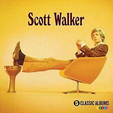 Five Classic Albums [Slipcase] * by Scott Walker (CD, Aug-2016, 5 Discs,...