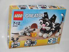 LEGO® Creator 31021 Katze und Maus H2O-SCHADEN!_ Furry Creatures WATER DAMAGE!
