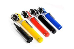 Mini Otoscope Fiber Optic Red-Pink-Blue-Yellow -