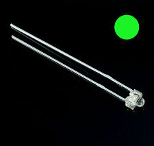 10 X Green 1,8 mm Led Diodo Bombilla de luz