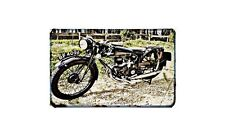 Francis Barnett Supersport Motorbike A4 photo Retro Bik