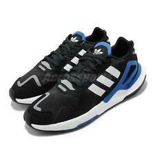 adidas Originals Day Jogger BOOST Black White Blue Men Casual Lifestyle FW4041
