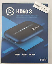 Elgato HD60 S Game Capture Card - Brand New - Free Shipping!