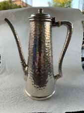 Tiffany & Co Sterling SilverCoffee pot Hand Hammered 1880
