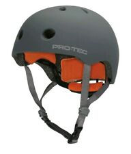 PROTEC Original City Lite Helmets, Matte Gray (Large) New In Box Pro Series BMX.