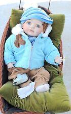 Vintage Duck House Heirloom Doll Baby Boy