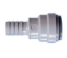"John Guest, Speedfit Tube To Hose Connector 15mm Tube OD x 1/2"" Hose ID"