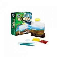 *NEW* WILD SCIENCE Worm Farm - Bug Catcher Small Scientists Nature