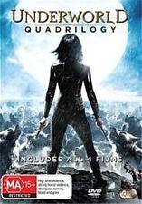 Underworld Quadrilogy 1+2+3+4 AWAKENING  Region 4 DVD