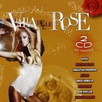 CD VILLA DELLE ROSE été 2012 (neuf & scellé) 2CD - 40 Titres