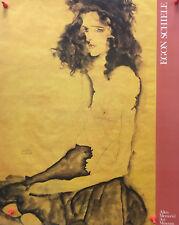 Egon Schiele - Allen Memorial Art Museum 1958 - 1989 - Poster