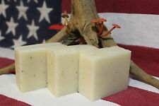 Handmade Cherry Almond Soap! 4.5 oz Homemade Soap Bar by Dixie Bend Soaps