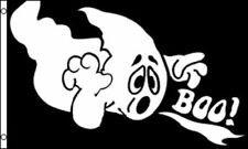 3X5 GHOST HALLOWEEN FLAG BOO GHOSTS 3'X5' FOOT NEW F635