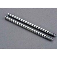 Traxxas 2656 XX-Long Chrome Steel Shock Shafts - Stampede Slash Rustler E-Maxx