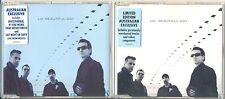 U2 Beautiful Day AUSTRALIAN Only Issue CD Single BLUE CD
