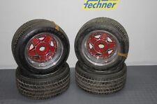 Komplett Radsatz Räder Ferrari 512 BB Alu Felge Felgen Simmons Australia 8 - 4S