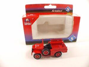 Solido 2136 Dodge Wc 51 1/43 New Box / Boxed