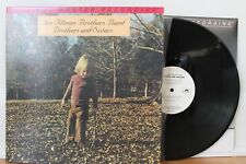 """Allman Brothers Band LP """"Brothers & Sisters"""" ~ Mobile Fidelity MFSL 1-213 ~ VG++"""