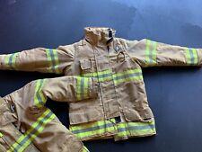 Seuritex Bunker Coat Firefighter Turn Out Gear