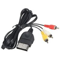 1.8m HD Component AV Cable TV RCA Audio Cord Video Wire Adapter For XBOX Sy R3A2