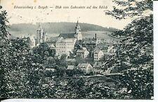 Ansichtskarten aus Niedersachsen vor 1914 mit dem Thema Burg & Schloss