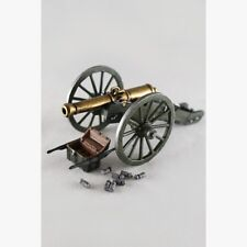 Cannon, 12 pound weapon system Gribovalle with the charging box.  54mm