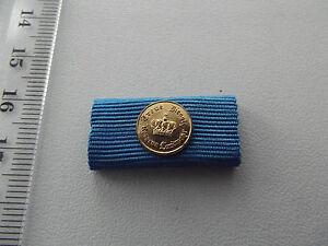 Ordensspange Bandspange Preussen Dienstauszeichnung Kaiserzeit