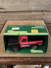Vintage Torco Die-Cast Toy Truck
