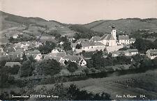 AK aus Stiefern am Kamp, Niederösterreich   (C55)