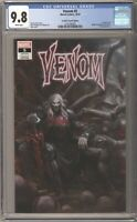 Venom #5 CGC 9.8 Skan TRADE 1st Cover KNULL Appearance