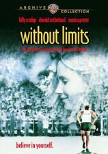 WITHOUT LIMITS - (1998 Billy Crudup) Region Free DVD - Sealed