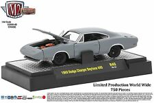 M2 Machines 1/64 Auto-Projects Release 40 1969 Dodge Charger Daytona 440 Chase