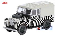 Schuco HO 1:87 #26097 - Land Rover 88 Safari - Landrover