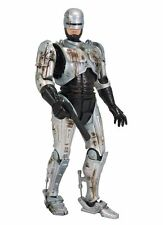 "NECA 7"" Robocop Action Figure Battle Damaged Ver. Model Toy Gift Toys"