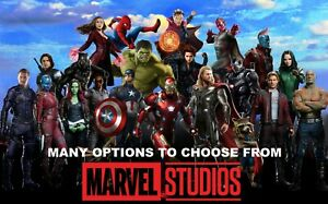 MARVEL STUDIOS MOVIES * Many options to choose from *READ DESCRIPTION *Free Ship