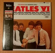 THE BEATLES VI (CD neuf scellé/sealed) VINYL REPLICA