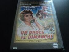 Dvd nf UN DROLE DE DIMANCHE collection BELMONDO N°47, Danielle DARRIEUX, Bourvil