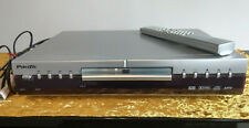Pacific DVD player-1002W Silver, Audio CD, MP3 Player With Remote & SCART Lead
