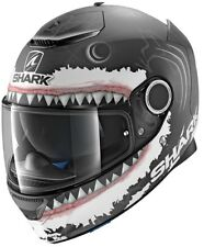 Shark Casco Moto Hark Spartan Lorenzo Wht Mat Nero/bianco M (k1q)