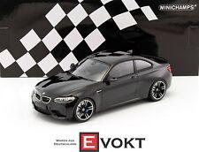 Minichamps BMW M2 Coupe 2016 Black 155026100 Model Car 1:18 Limited Edition New