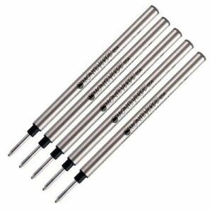 5 Monteverde Rollerball Pen Refills for Waterman Rollerball Pens