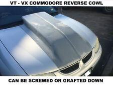 VT - VX COMMODORE 4 INCH REVERSE COWL BONNET SCOOP EXACT SHAPE OF BONNET