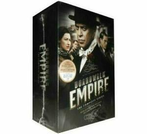 Boardwalk Empire The Complete Series 1 to 5 DVD Box Set- Free Delivery