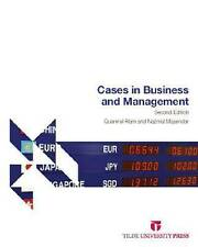 Cases in Business and Management by Quamrul Alam, Nazmul Amin Majumdar Paperback