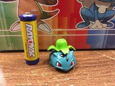1st Generation pokemon plastic figure Ivysaur 1-2 inches tall NEW in U.S